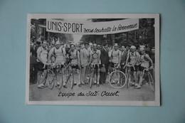 CYCLISME: CYCLISTE : EQUIPE DU SUD OUEST TOUR DE FRANCE - Cyclisme