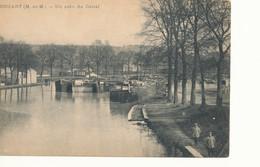 54-FROUART. UN COIN DU CANAL - Frouard