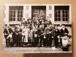 DECAZEVILLE (Aveyron) : La Lyre Decazevilloise Vers 1900, Dir. H. Conte - Geschichte