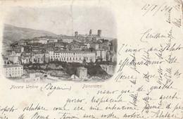 Cartolina - Postcard /  Viaggiata - Sent /  Nocera Umbra, Panorama. - Andere Steden