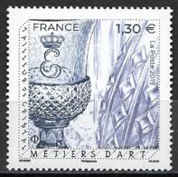 France 2019  Neuf **  N° 5306  -  Métier D'art  - Tailleur De Cristal   à  1,30  € - Unused Stamps