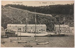 22 Côte D'Emeraude - Erquy - Le Port - ELD - TBE - Erquy