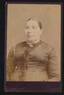 FOTO  16 X 11 CM -  FOTOGRAAF  =  PH. HANNET = RUE DU CURE NOTRE DAME  TOURNAI   2 SCANS - Old (before 1900)
