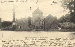 PIONSAT (Puy De Dome) Moulin Durat   Recto Verso - Otros Municipios