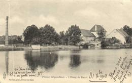PIONSAT (Puy De Dome) L'Etang De Durat   Recto Verso - Otros Municipios