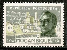 Moçambique, 1954, # 411, MNH - Mosambik