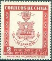 CHILI - Armoiries De Valparaiso - Stamps