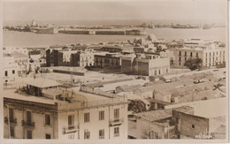 ITALY - Sicily - Messina  Untitled RPPC Of Port Area Etc - Messina