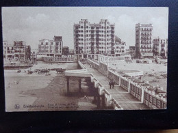 Blankenberge: Villa's En Begin Van De Pier -> 1935 - Blankenberge