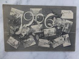 94 Choisy-le-Roi, Vues Multiples 1906 Dont Gare, Belle CP Ancienne,  Ref 2195 ; Ref CP04 - Choisy Le Roi