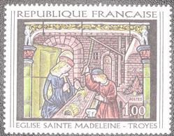France - Yvert N°1531 Neuf * - Non Classificati