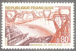 France - Yvert N°1583 Neuf * - Non Classificati