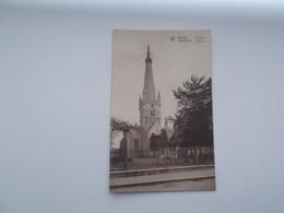 GISTEL / GHISTEL: Kerk - Gistel