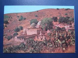 NEBI YOUSHUA RAMOT NAFTALI CARTE POSTALE POSTCARD ISRAEL KARTE ANSICHTKARTE SOUVENIR POST CARD PHOTO STAMP CACHET - Israel