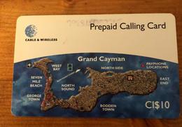 0033 Grand Cayman - Cayman Islands
