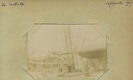 La Rochelle (Charente-Maritime). Port. Bateaux. Déchargement. 1907. - Places