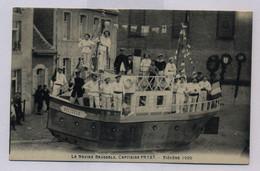 Le Navire Brussels, Capitaine Fryat..- Bièvéne 1920. - Biévène - Bever