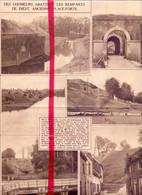 Orig. Knipsel Coupure Tijdschrift Magazine - Diest - Les Remparts - 1933 - Sin Clasificación