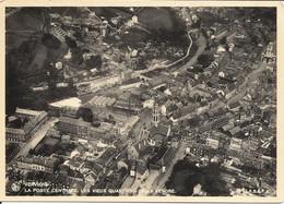 VERVIERS - La Poste Centrale - Les Vieux Quartiers Et La Vesdre - N'a Pas Circulé - Verviers