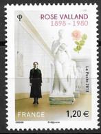 France 2018  Neuf **  N° 5267  -  Rose  Valland  à 1,20 € - Nuevos