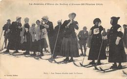 88-LE BALLON D ALSACE-SKI-N°2158-E/0041 - Sonstige Gemeinden