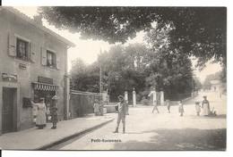 CARTE DU PETIT-SACONNEX - TELEGRAPHE _ - GE Genf