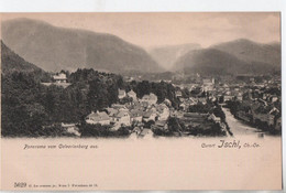 CURORT ISCHL - PANORAMA VOM CALVARIENBERG AUS - Bad Ischl