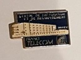 Pin' S  Ville, FRANCE  TELECOM  CENTRE DE FACTURATION ET DE RECOUVREMENT  à  NANCY  ( 54 ) - France Telecom