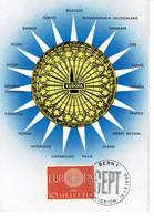 CARTE MAXIMUM  EUROPA 1960 - Cartoline Maximum