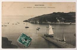 22 Bréhat - Port Clos Marée Haute - L'Embarcadère - Ile De Bréhat