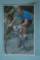 CYCLISME: CYCLISTE : JOSEPH GROUSSARD - Cyclisme