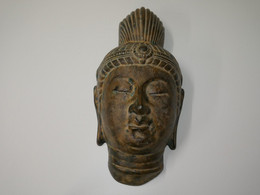 Masque De Bouddha - Arte Asiatica
