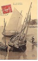 (1)       80   Le Crotoy          Barques De Peche - Le Crotoy