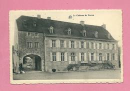 C.P. Vervoz = Le Château - Clavier