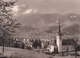PS / Cpsm 10x15. SUISSE .HORW  Mit Kath Kircher  (Phot. Paul Schamberger ) - BE Berne