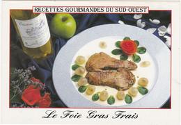 FOIE GRAS FRAIS AUX RAISINS   :   Edit: CONTRASTE    N° RE 01  (neuve) - Ricette Di Cucina