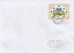 GOOD ESTONIA Postal Cover 2020 - Good Stamped: CHRISTMAS - Estland