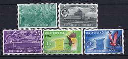 Trinidad & Tobago: 1962   Independence    MNH - Trinidad Y Tobago (1962-...)