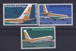 Trinidad & Tobago: 1975   35th Anniv Of British West Indian Airways     MNH - Trinidad Y Tobago (1962-...)