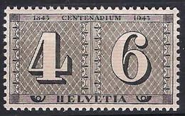 SUISSE 1943: Le ZNr. 258 Neuf** - Ongebruikt
