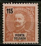 Ponta Delgada, 1898/905, # 32, MNG - Ponta Delgada
