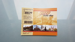 (MICRO) KLEIN DUIMPJE From NETHERLANDS From Beer Label / Bieretiket / Bière étiquette - Bier