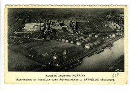 Ertvelde - Société Anonyme Purfina - Evergem