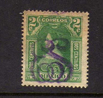 Mexique (1914) - Surcharge  Sonora  - Neuf* - Mexico