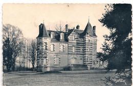 Cpsm 79 Ménigoute Chateau Montifaut - Sonstige Gemeinden