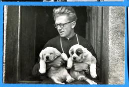 COVR1415, Chien Du Grand St Bernard, Chiot, Puppy, 2253, Artas,  Circulée 1963 - VS Wallis