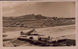 Brazil, Airport Santos Dumont, Rio De Janeiro, Panair Do Brasil, Douglas C-47A-75-DL. - Brasilia