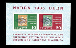 1965 Bloc NABRA   20 X En Neuf ++  Faciale 60 CHF   Prix  Ridicule - Blocks & Sheetlets & Panes