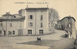 CHOMÉRAC - Champ De Mars - Altri Comuni