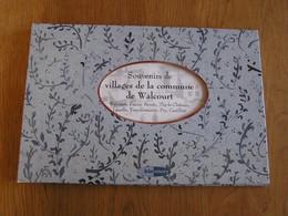 SOUVENIRS DE VILLAGES DE LA COMMUNE DE WALCOURT Régionalisme Fraire BerzéePry Castillon Laneffe Yves Gomezée Thy Château - België